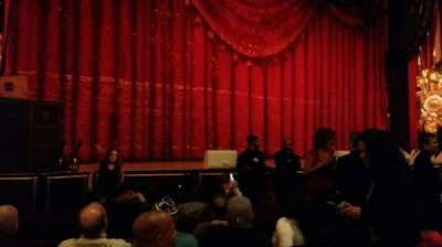 Beacon Theatre, Abschnitt: orch 1, Reihe: e, Platz: 21
