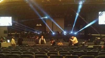 The Theatre at Madison Square Garden, Abschnitt: 202, Reihe: L, Platz: 11