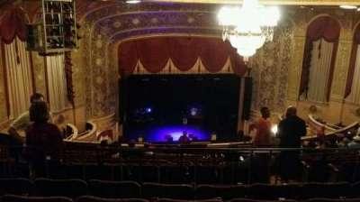Warner Theatre (Washington, D.C.), Abschnitt: uprbl, Reihe: pp, Platz: 13