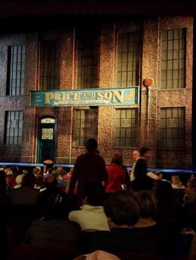 Al Hirschfeld Theatre, Abschnitt: OrchR, Reihe: P, Platz: 6, 8
