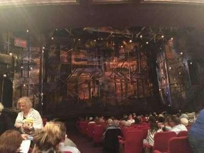 Broadway Theatre - 53rd Street, Abschnitt: Orchestra, Reihe: R, Platz: 2