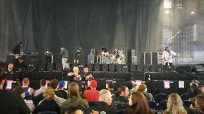 Allstate Arena, Abschnitt: 1, Reihe: 7, Platz: 29