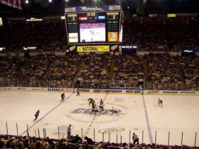 Joe Louis Arena, Abschnitt: 207, Reihe: 3, Platz: 6