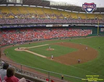 RFK Stadium, Abschnitt: 408, Reihe: 7, Platz: 5