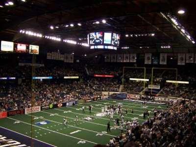 Allstate Arena, Abschnitt: 213, Reihe: D, Platz: 35