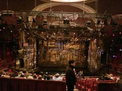 Broadway Theatre - 53rd Street, Abschnitt: RMEZZ, Reihe: B, Platz: 107
