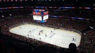 Capital One Arena, Abschnitt: 420, Reihe: K, Platz: 10