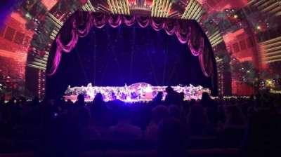 Radio City Music Hall, Abschnitt: Orchestra 5, Reihe: G, Platz: 507