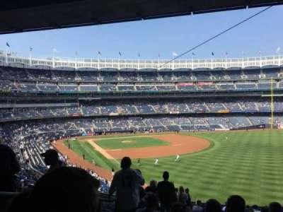 Yankee Stadium, Abschnitt: 208, Reihe: 19, Platz: 22