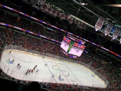 Capital One Arena, Abschnitt: 431, Reihe: H, Platz: 5