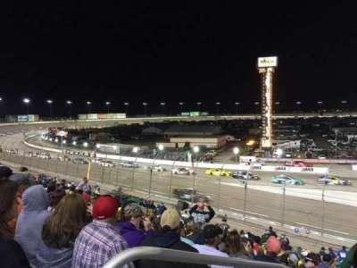 Texas Motor Speedway, Abschnitt: Pit Side Lower 422, Reihe: 25, Platz: 1