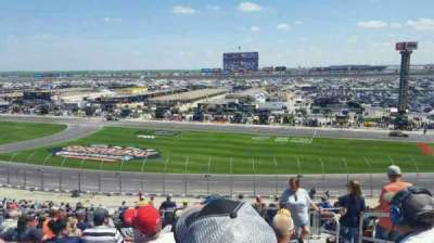 Texas Motor Speedway, Abschnitt: 115, Reihe: 43, Platz: 16