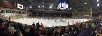 Erie Insurance Arena, Abschnitt: 103, Reihe: J, Platz: 10