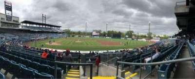 NBT Bank Stadium, Abschnitt: 206, Reihe: 6, Platz: 1