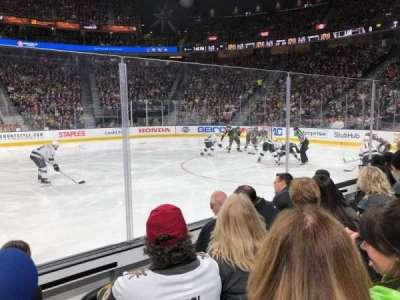 T-Mobile Arena, Abschnitt: 16, Reihe: DD, Platz: 17