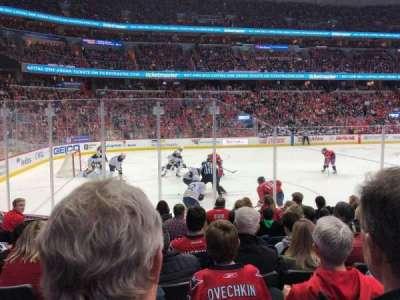 Capital One Arena, Abschnitt: 109, Reihe: H, Platz: 6