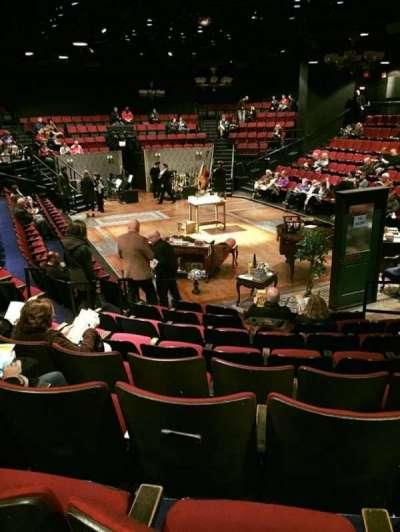 Circle in the Square Theatre, Abschnitt: 100's (Odd), Reihe: H, Platz: 119
