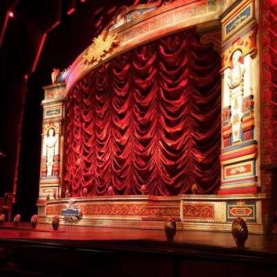 Walter Kerr Theatre, Abschnitt: Orchestra, Reihe: B, Platz: 12