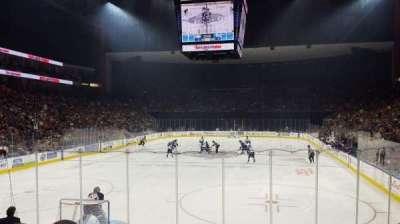 Jacksonville Veterans Memorial Arena, Abschnitt: 108, Reihe: K, Platz: 4