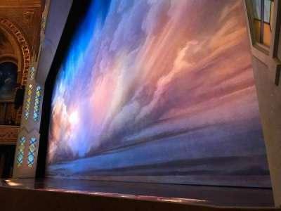 Eugene O'Neill Theatre, Abschnitt: Orchestra Right, Reihe: A, Platz: 10
