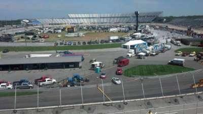Dover International Speedway, Abschnitt: 134, Reihe: 25