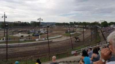 Grandview Speedway, Abschnitt: Turn 4