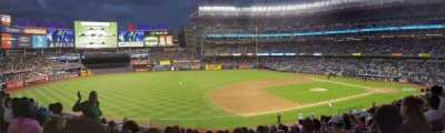Yankee Stadium, Abschnitt: 227A, Reihe: 9, Platz: 10