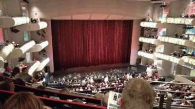 Kauffman Center for Performing Arts, Abschnitt: Grand Tier Left, Reihe: EEE, Platz: 916