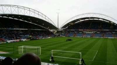 John Smith's Stadium, Reihe: x, Platz: 29