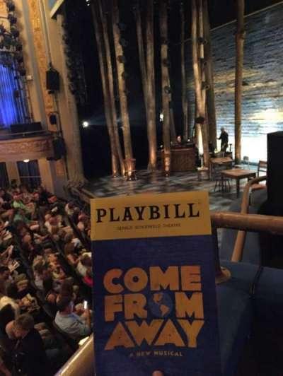 Gerald Schoenfeld Theatre, Abschnitt: Box Right, Reihe: B