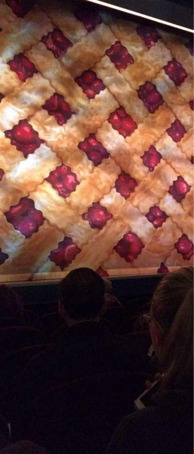 Brooks Atkinson Theatre, Abschnitt: Orchestra Center, Reihe: C, Platz: 102