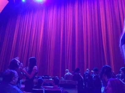 Radio City Music Hall, Abschnitt: Orchestra 3, Reihe: FF, Platz: 314