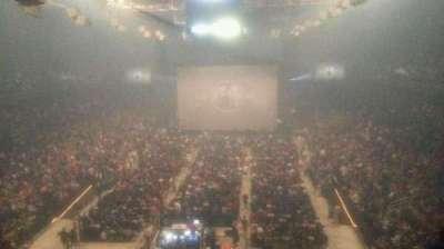 Greensboro Coliseum, Abschnitt: 222, Reihe: H, Platz: 14