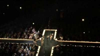 Madison Square Garden, Abschnitt: 224, Reihe: 17, Platz: 15