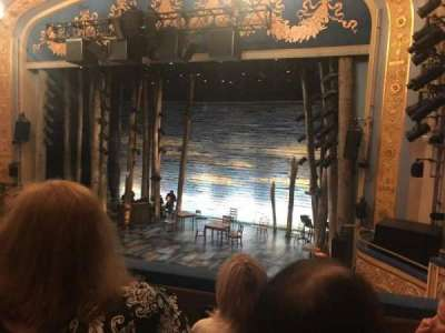 Gerald Schoenfeld Theatre, Abschnitt: Mezz, Reihe: C, Platz: 8