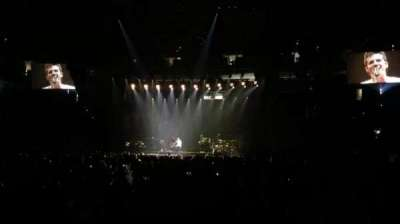 Oracle Arena, Abschnitt: 2, Reihe: A5, Platz: 10