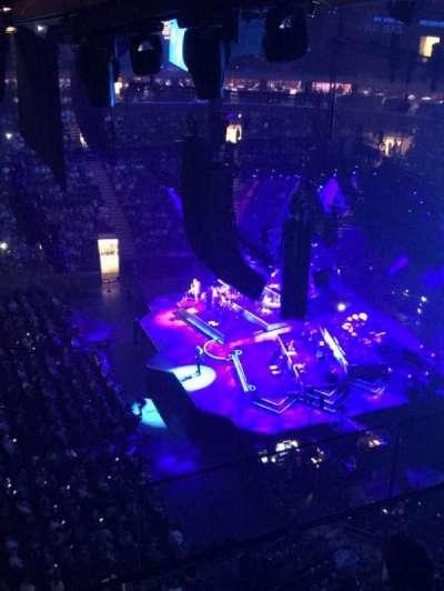 Madison Square Garden, Abschnitt: 313, Reihe: BS3, Platz: 16