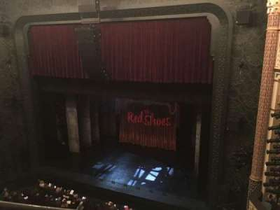 New York City Center, Abschnitt: Balcony, Reihe: A, Platz: 140