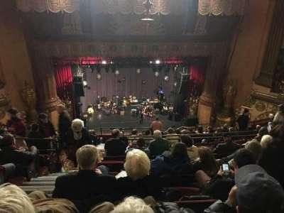 Beacon Theatre, Abschnitt: Upper Balcony, Reihe: L, Platz: 102