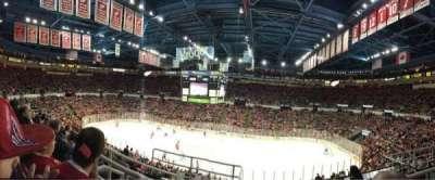 Joe Louis Arena, Abschnitt: 220, Reihe: 6, Platz: 12