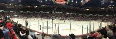 Joe Louis Arena, Abschnitt: 107, Reihe: 5, Platz: 15