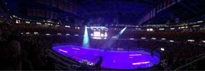 Joe Louis Arena, Abschnitt: 220, Reihe: 6, Platz: 10