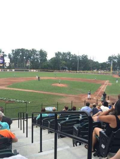 Jimmy John's Field, Abschnitt: 106, Reihe: 9, Platz: 1