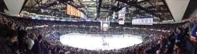 Old Nassau Veterans Memorial Coliseum, Abschnitt: 304, Reihe: E, Platz: 2