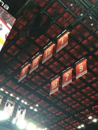 Little Caesars Arena, Abschnitt: 122, Reihe: 7, Platz: 1
