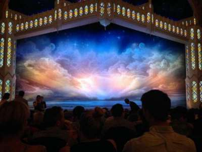 Eugene O'Neill Theatre, Abschnitt: Center Orch, Reihe: O, Platz: 111