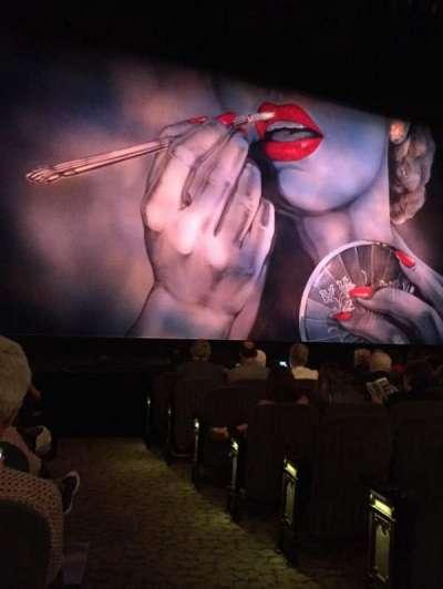 Nederlander Theatre, Abschnitt: Orch, Reihe: J, Platz: 1