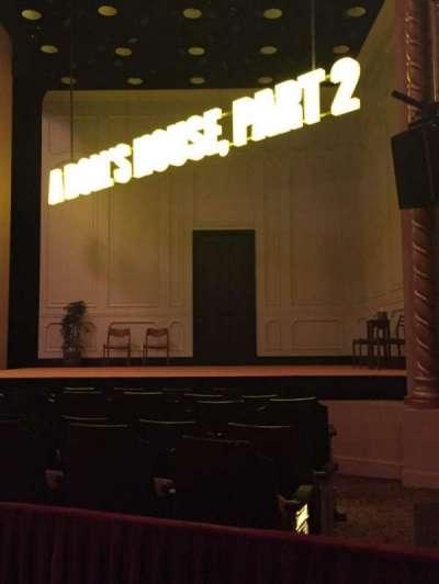 John Golden Theatre, Abschnitt: Orch, Reihe:  H, Platz: 10