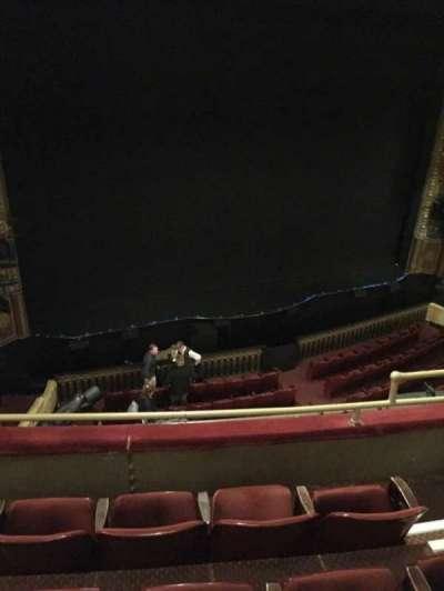Palace Theatre (Broadway), Abschnitt: Mezz, Reihe: C, Platz: 7