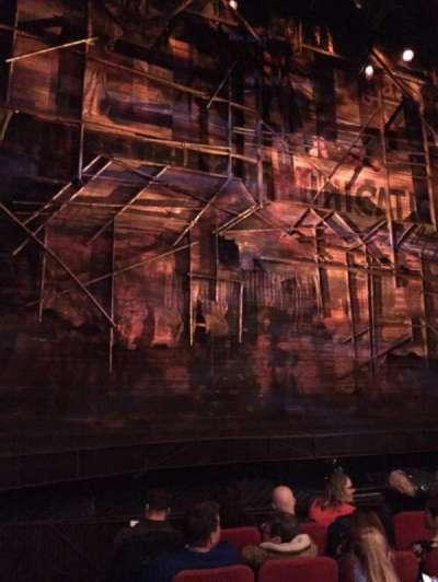 Broadway Theatre - 53rd Street, Abschnitt: Orch, Reihe: F, Platz: 2